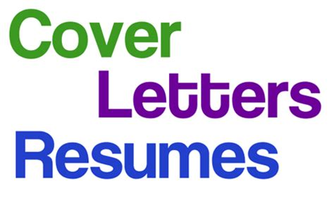 Research cover letter page